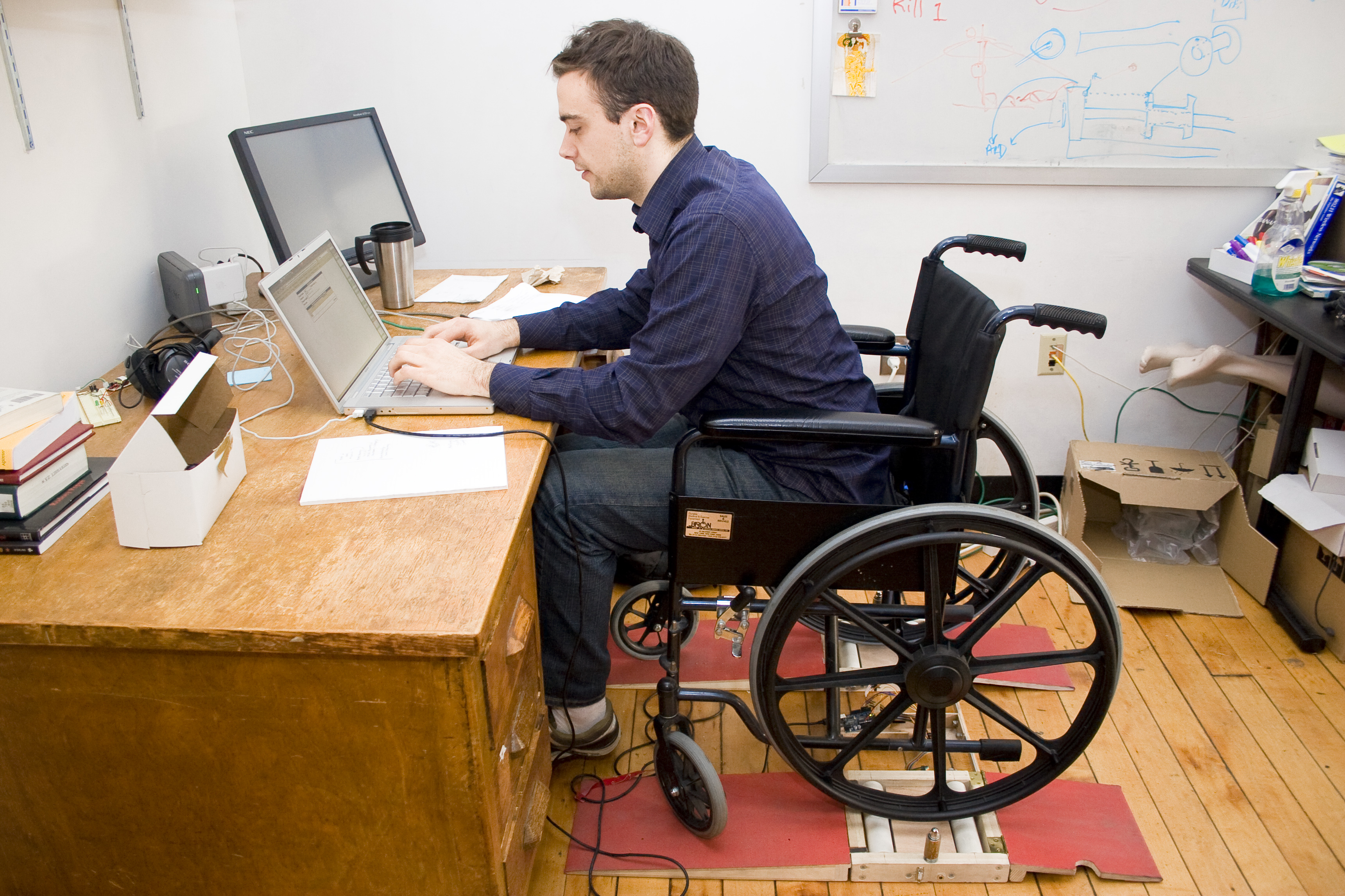 Life with Disabilities – How can the Red Panic Button Help?